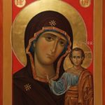 4 листопада – Казанської ікони Божої Матері