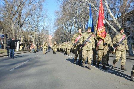 28 бригада – марш