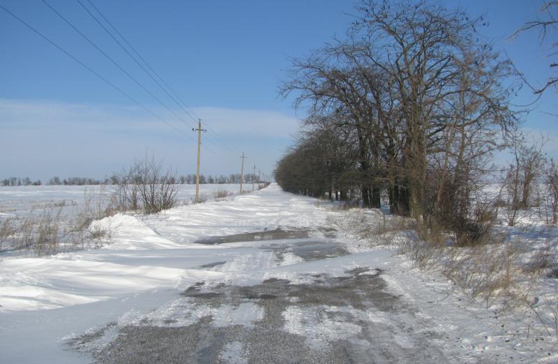 Черевичне розчистка дороги