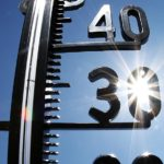 Температура побила 130-річний рекорд