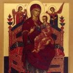У село Біляївського району доставлять ікону зі святої гори Афон