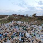 Черговий смітник біля села Протопопівка