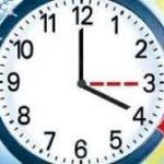Переведення годинників на літній час 2019р