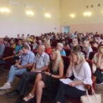 Громадські обговорення пропозиції щодо об`єднання в Августівську ОТГ