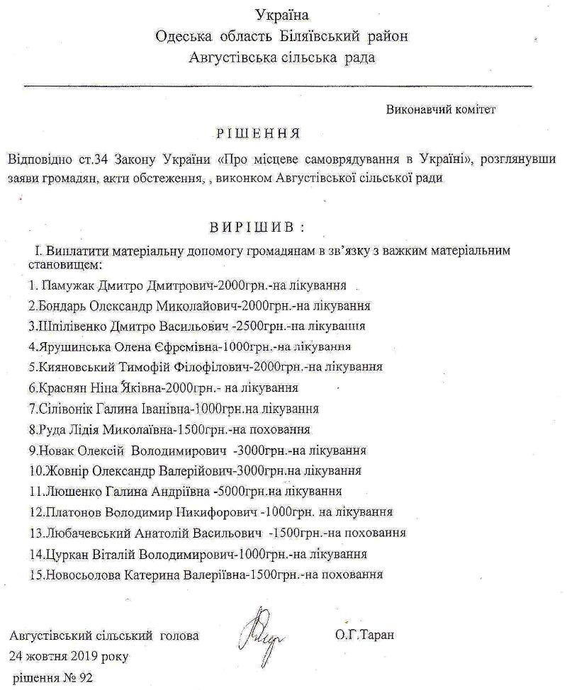 допомога_жовтень