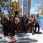 Воїни- інтернаціоналісти вшанували пам'ять загиблих у Другій світовій війні