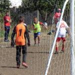 Дитяче спортивне дозвілля Латівки. Футбольний матч.