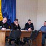 Засідання депутатської комісії ЖКГ, транспорту… Усатівської сільської ради