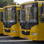 Новий шкільний автобус для учнів Іллінської школи